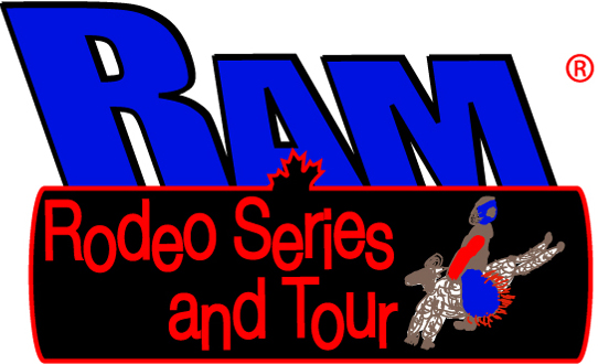 Ram Rodeo Series and Tour® Logo